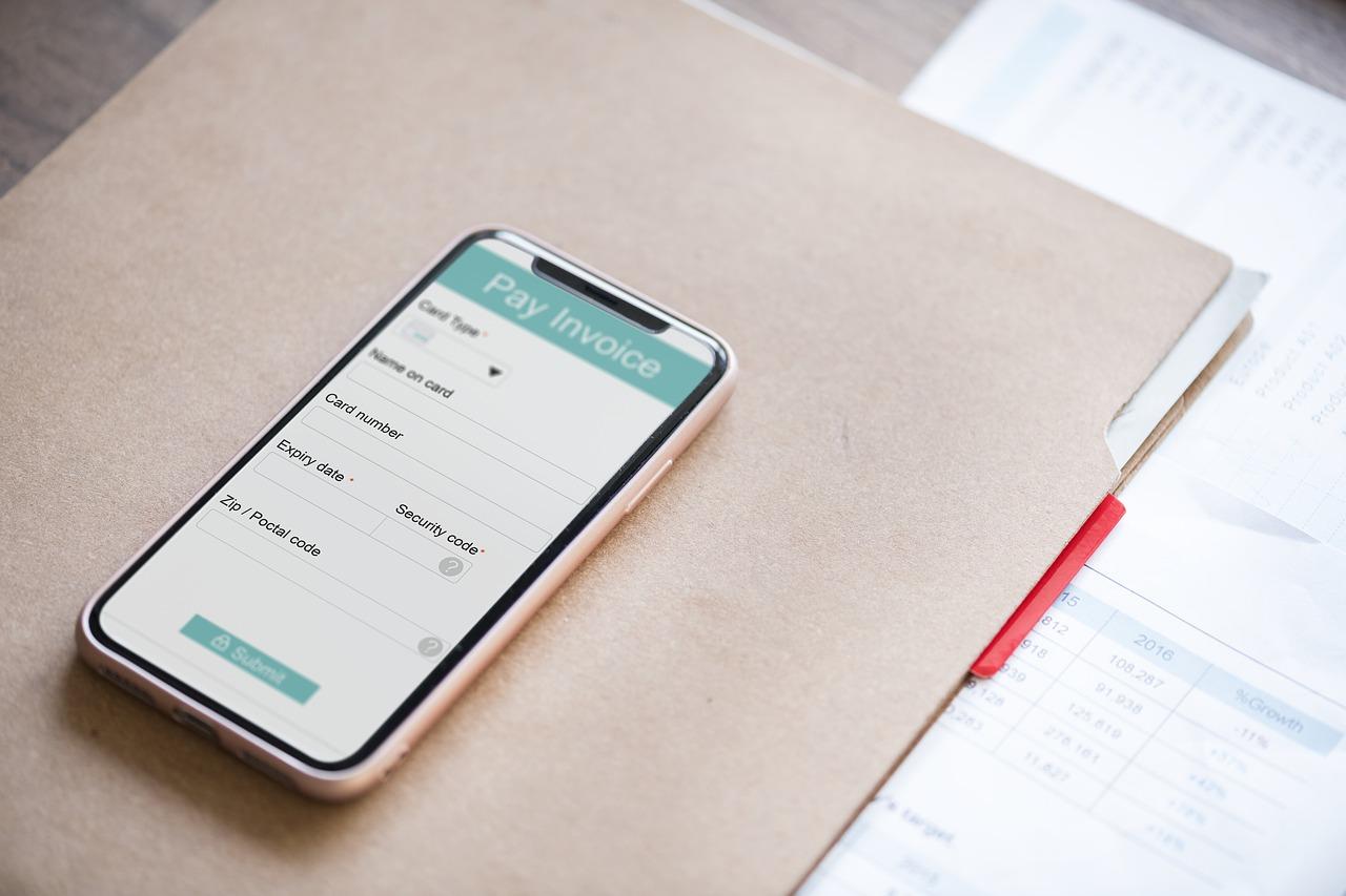 Les modes de paiement en ligne